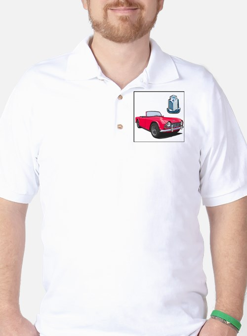 TR4red-4 T-Shirt