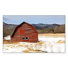 The Old Keene Barn Decal