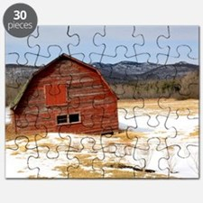 The Old Keene Barn Puzzle