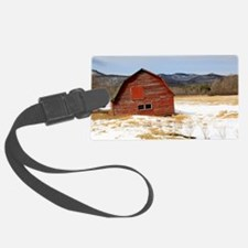 The Old Keene Barn Luggage Tag