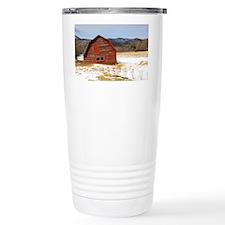 The Old Keene Barn Travel Mug