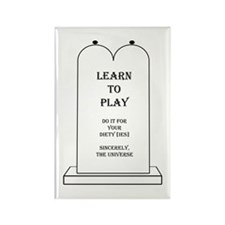 Learn to Play Rectangle Magnet
