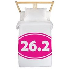 Pink 26.2 Oval Twin Duvet