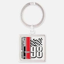 ORIGCLASS98 Square Keychain