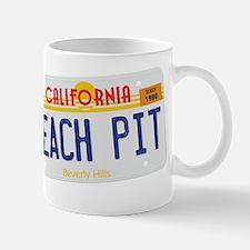 peachPit_tshirt Mug