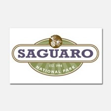 Saguaro National Park Car Magnet 20 x 12