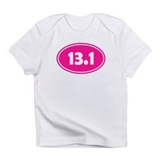 Pink 13.1 Oval Infant T-Shirt