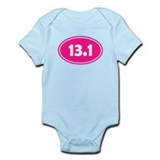 Pink 13.1 Oval Body Suit