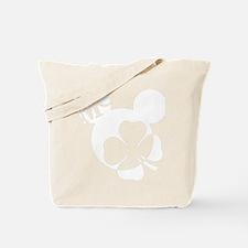Mc_White Tote Bag