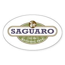 Saguaro National Park Decal