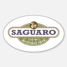 Saguaro National Park Decal
