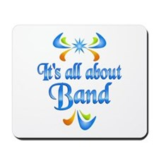 About Band Mousepad