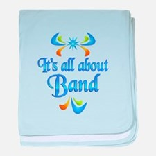 About Band baby blanket
