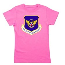 USAF-8th-AF-Shield-Bonnie Girl's Tee
