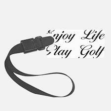 golfScB Luggage Tag