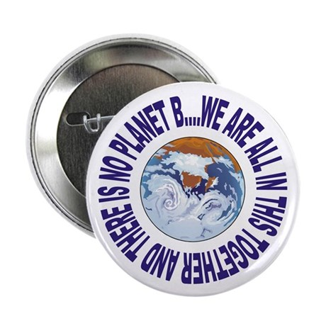 """Earth Day 2.25"""" Button (100 pack)"""
