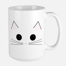 Kitty Face Mugs