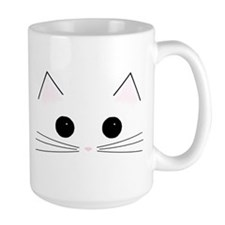 Kitty Face Mugs