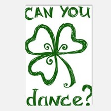 Can you dance? Postcards (Package of 8)