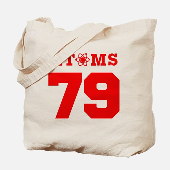 OGRE 79 FRONT Tote Bag