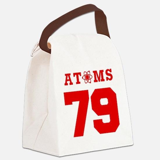OGRE 79 FRONT Canvas Lunch Bag