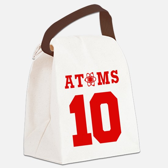 STAN GABLE 10 FRONT Canvas Lunch Bag
