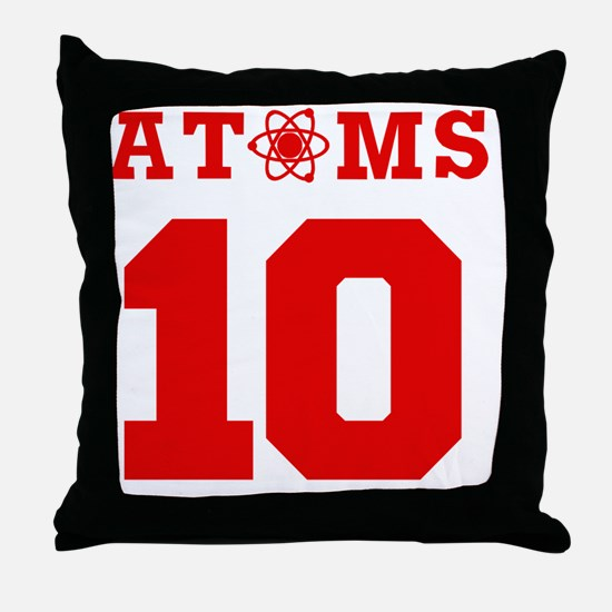 STAN GABLE 10 FRONT Throw Pillow