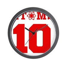 STAN GABLE 10 FRONT Wall Clock