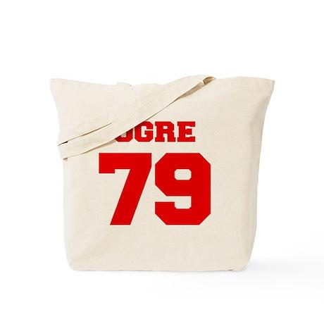 OGRE 79 BACK Tote Bag