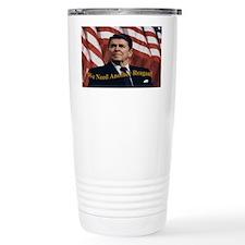 Reagan_5x3 Travel Mug