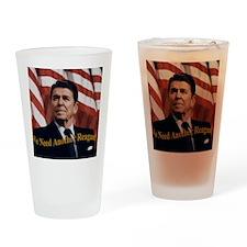 Reagan_5.5x4.25 Drinking Glass
