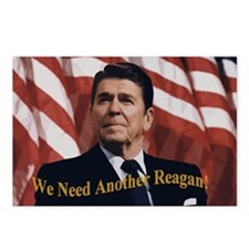 Reagan_5.5x4.25 Postcards (Package of 8)