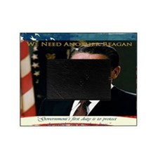 We Need Another Reagan_Rect-17x11 Picture Frame