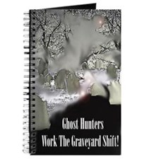 Grave yard shiftbook Journal