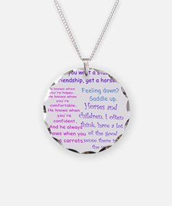 2-wording Necklace