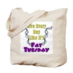 Fat Tuesday Tote Bag
