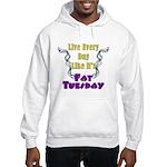 Fat Tuesday Hooded Sweatshirt