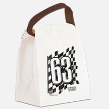 flagtag63 Canvas Lunch Bag