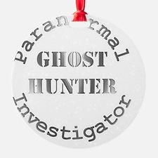 Paranormal Shirt Ornament