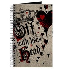 off-with-her-head_13-5x18 Journal