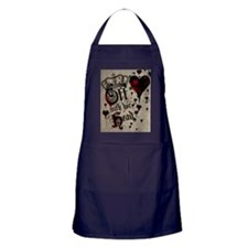 off-with-her-head_13-5x18 Apron (dark)