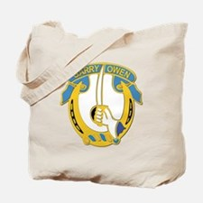 DUI - 5th Squadron, 7th Cavalry Regiment Tote Bag