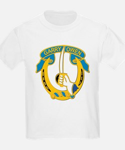 DUI - 5th Squadron, 7th Cavalry Regiment T-Shirt