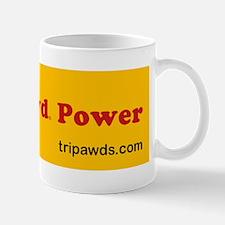 Tripawd Power 10x3 Sticker Mug