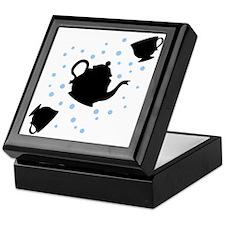 tea-party_bl-sm Keepsake Box