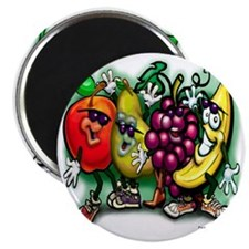 Fruit Gang CF Tee Magnet