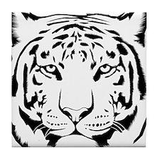 Serenity Tiger Tile Coaster