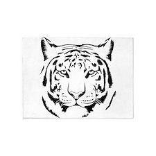Serenity Tiger 5'x7'Area Rug