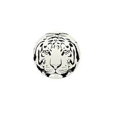 Serenity Tiger Mini Button
