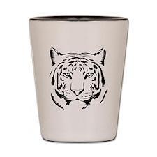 Serenity Tiger Shot Glass